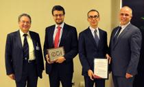 Gate terminal, un proyecto de SENER, gana el Premio al Proyecto del Año del European Construction Institute