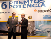 SENER wins the Potencia award in the Tunnels category