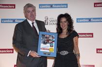 SENER es galardonada con el premio Cambio Financiero en la categoría de Investigación y Desarrollo