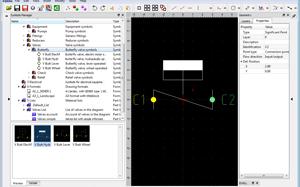 FSYSD, new FORAN diagrams module