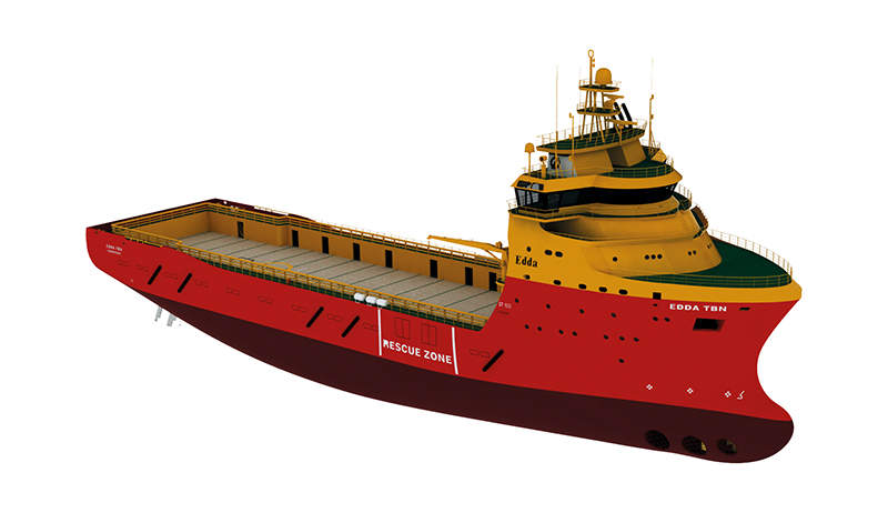 FORAN in Gondan Shipyard