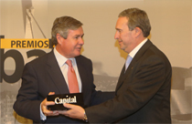 SENER obtains the special jury prize at the Capital Magazine Awards