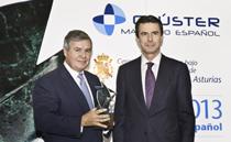 SENER gana el premio a la Tecnología e Innovación del Clúster Marítimo Español