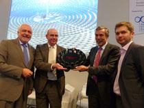 Gemasolar obtains the DESERTEC 2014 Award