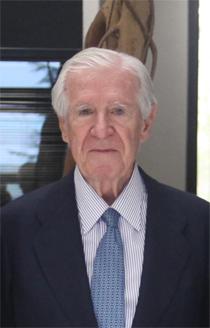 Enrique de Sendagorta, Founder of SENER, Winner of the 'Premio Reino de España a la Trayectoria Empresarial' Award