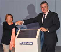 SENER inaugura su nueva sede corporativa en Cataluña
