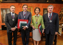 SENER's Chairman Receives Two New Recognitions
