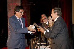 SENER receives Award for Best Initiative in internationalization from El Vigía