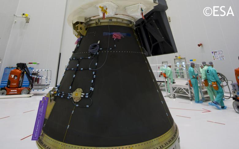 SENER ha sido contratista principal del sistema GNC de IXV,  el cerebro que controla la trayectoria de la misión