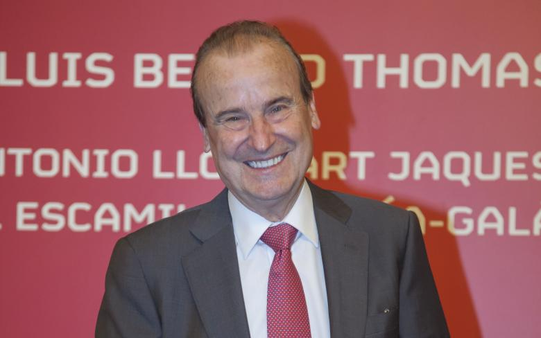José Antonio Llombart, director general de EIPSA, premio 'Toda una vida' en la XIV edición de los galardones ALE