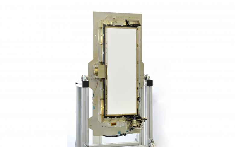 Calibration and Shutter Mechanism (CSM) for the Sentinel-2