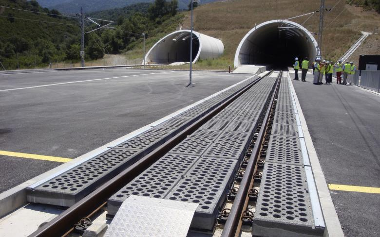 SENER takes part in the California high speed line