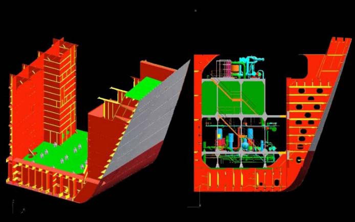 Modularity in Shipdesign & Construction