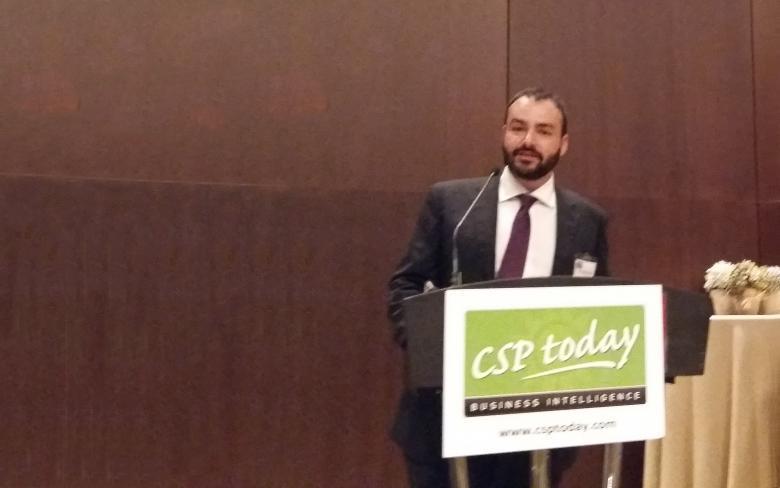 Torresol O&M recibe el Premio Solución de mejora de la capacidad de gestionabilidad 2015 de CSP Today