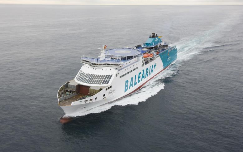 Ferry Balearia Martin Soler