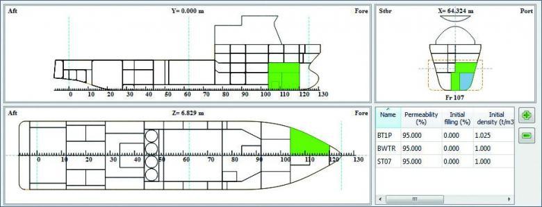 SENER Naval - Subsistema FORAN Initial Design