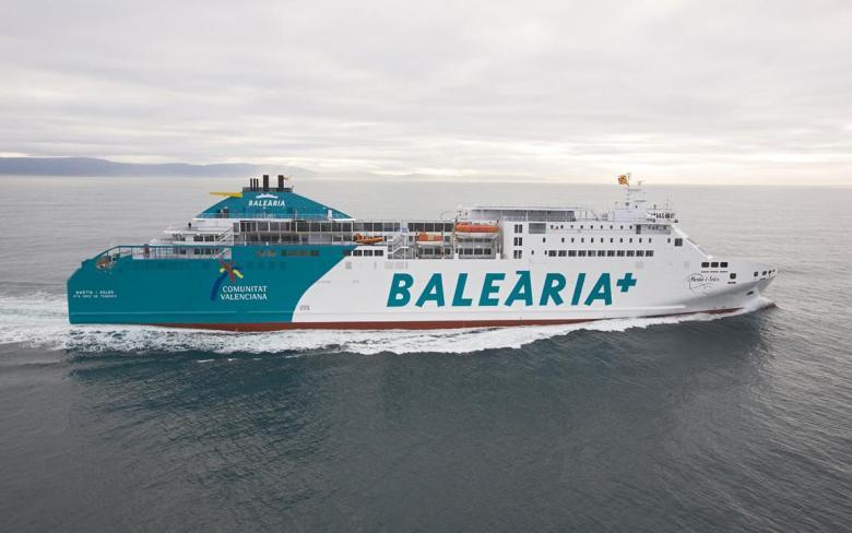 Balearia Martín Soler