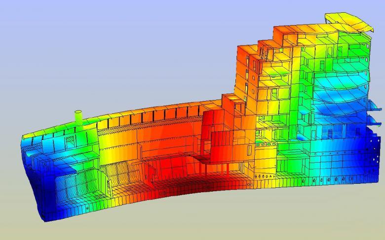 FORAN sistema CAD 3D