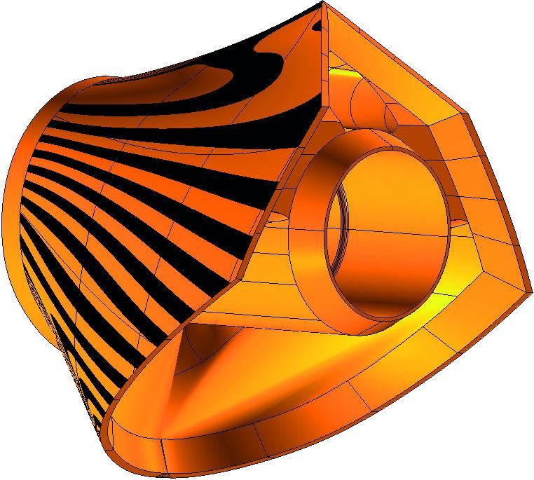 SENER NAVAL - Subistemas FORAN CAD Superficies