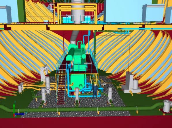 SENE Naval - Subsistemas FORAN Realidad virtual