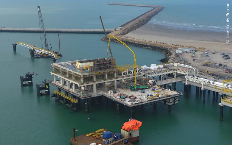 Terminal de Gas Natural Licuado en Dunkerque (Francia)