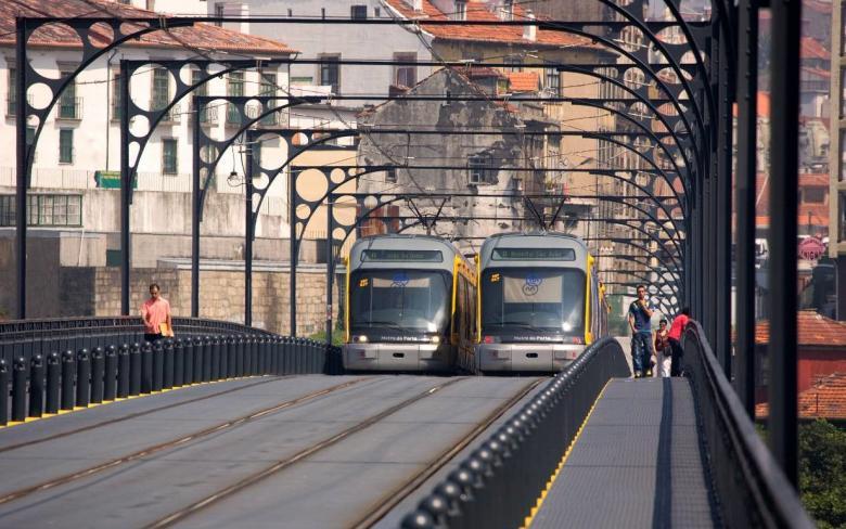 SENER llevará a cabo la extensión del metro ligero de Oporto