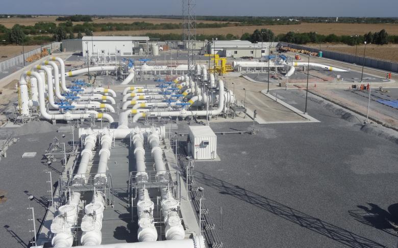Gasoducto Los Ramones (México)