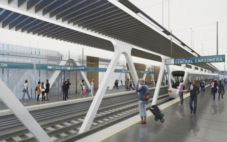 SENER acude a Exporail México con proyectos ferroviarios y de transporte urbano