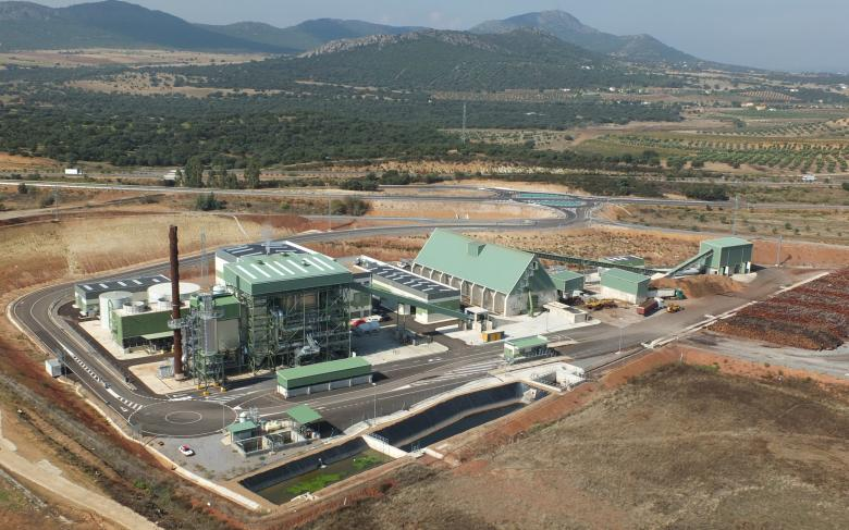 ENCE awards SENER contract to build a new low-emission biomass electricity generation plant in Huelva