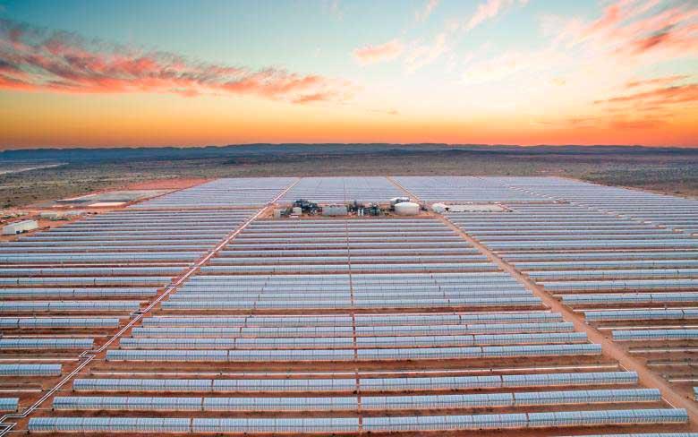 SENER, ACCIONA y TSK inauguran la central termosolar de Bokpoort en Sudáfrica