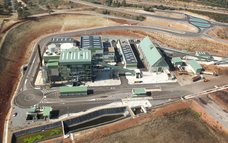 ENCE adjudica a SENER la construcción de una nueva planta de generación eléctrica con biomasa de baja emisión