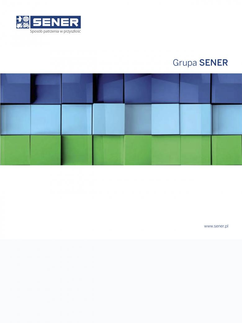 Katalog Korporacyjna: Grupa SENER