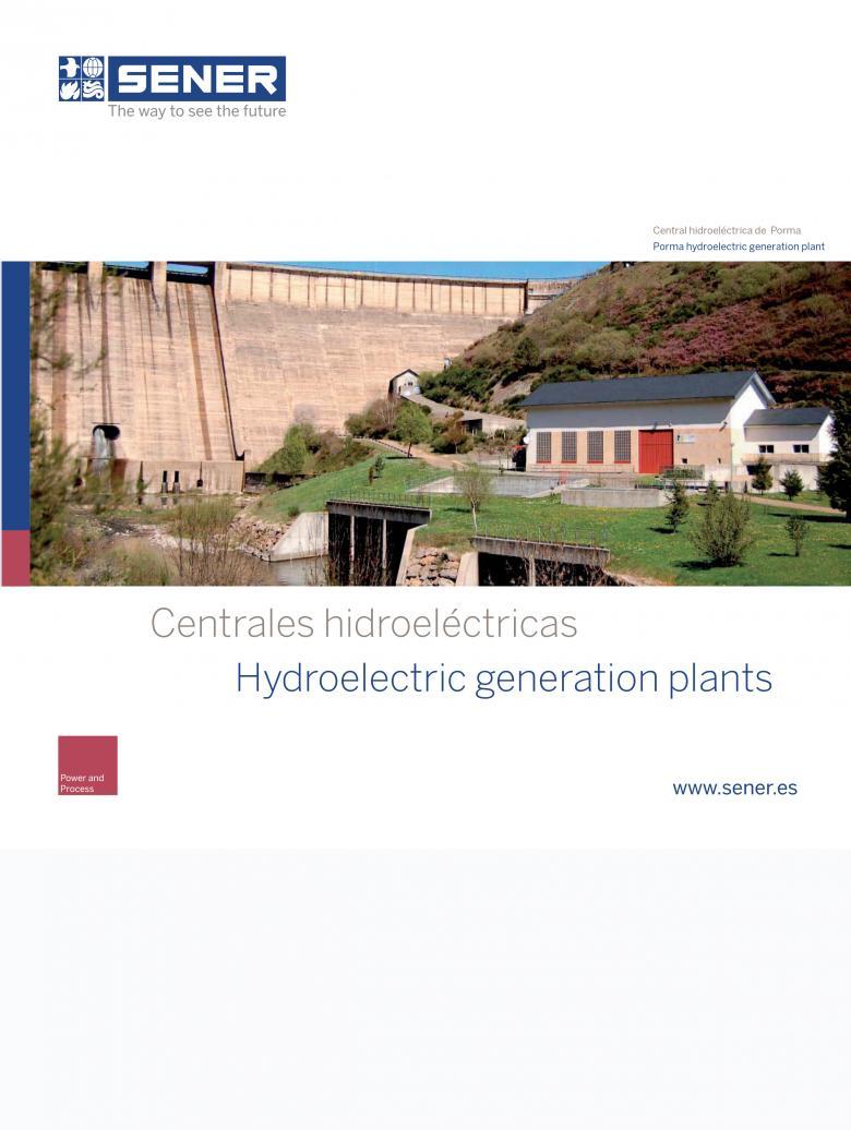 Catalogo de centrales hidroeléctricas