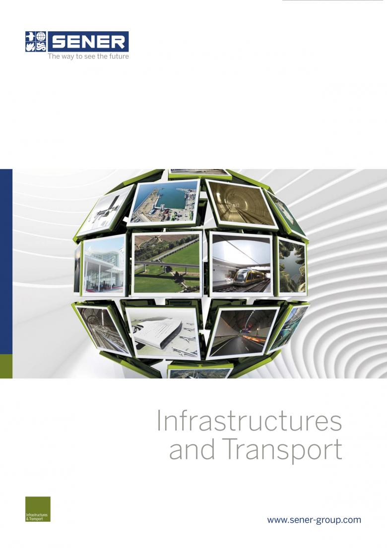Infrastructures and transport catalogue
