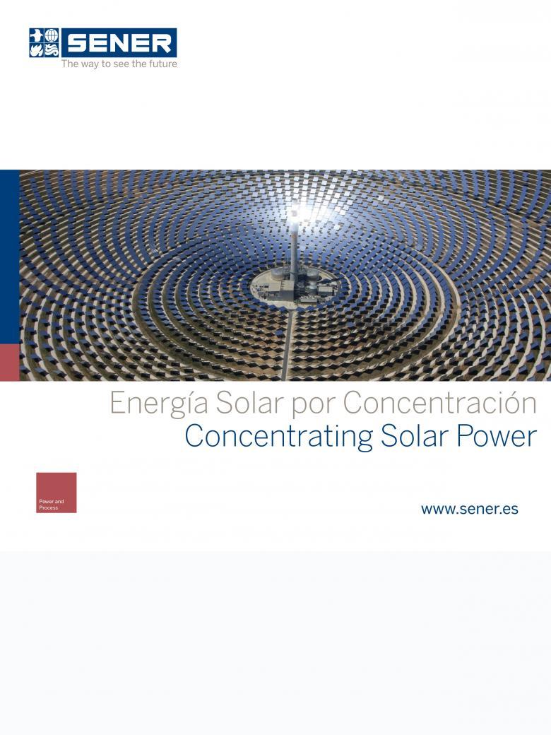 Catálogo de Energía Solar por Concentración