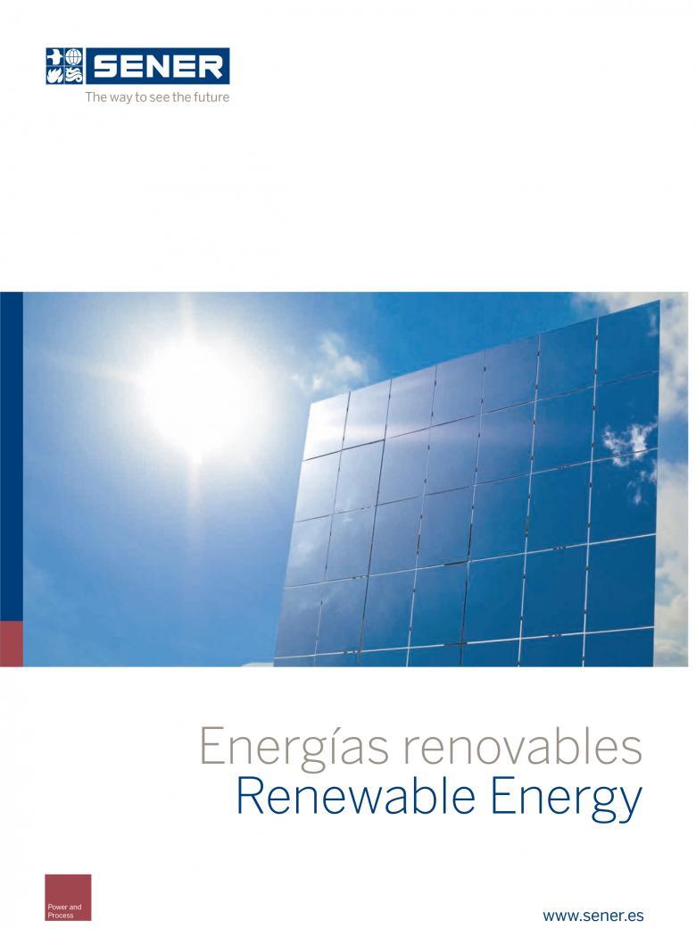 Catálogo de energías renovables