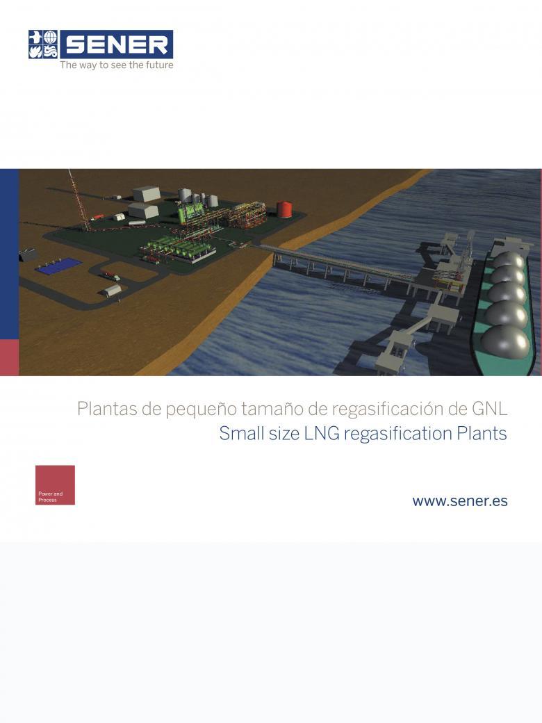 Plantas de pequeño tamaño de regasificación GNL