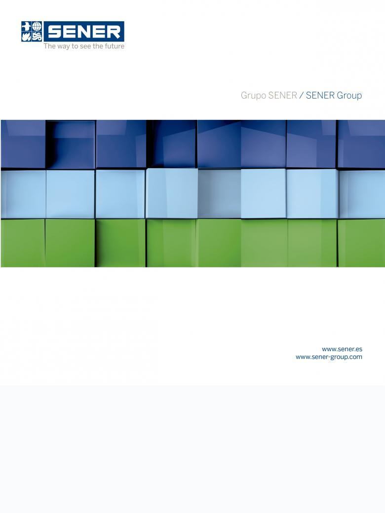 Catálogo de Grupo SENER (abreviado)