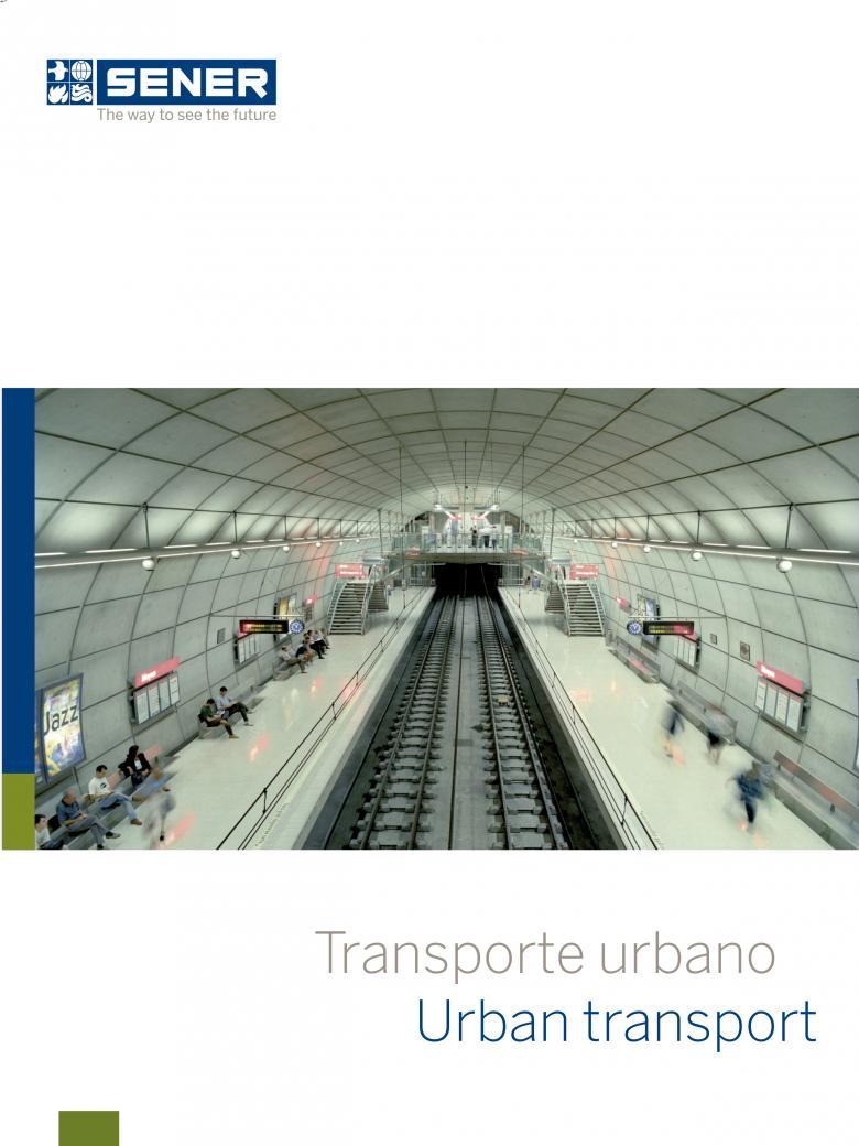 Catálogo de transporte urbano