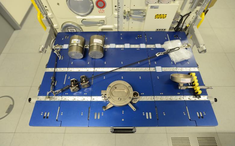 SENER pone en órbita los equipos FixBox para la ISS