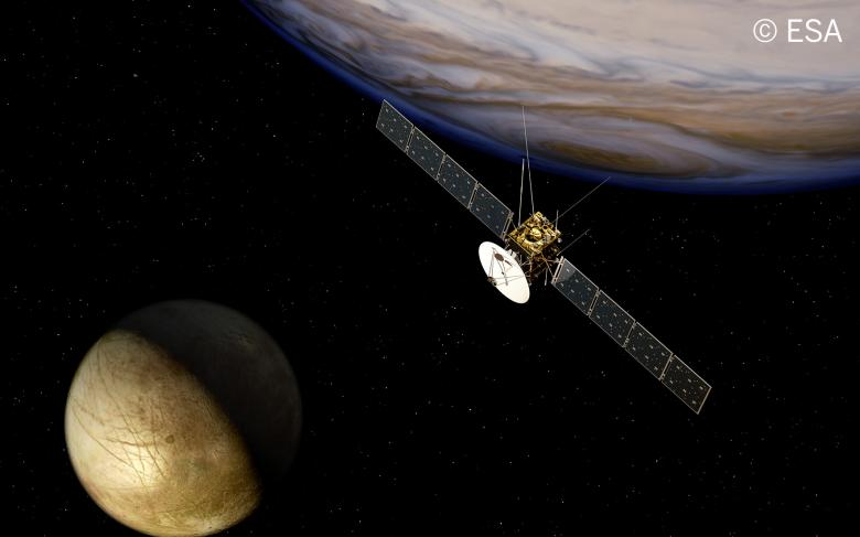 The medium-gain antenna, SENER's second contract in the JUICE space mission to Jupiter