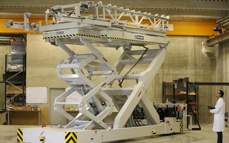 SENER presenta sus capacidades en Aeronáutica en ADSS Seatle