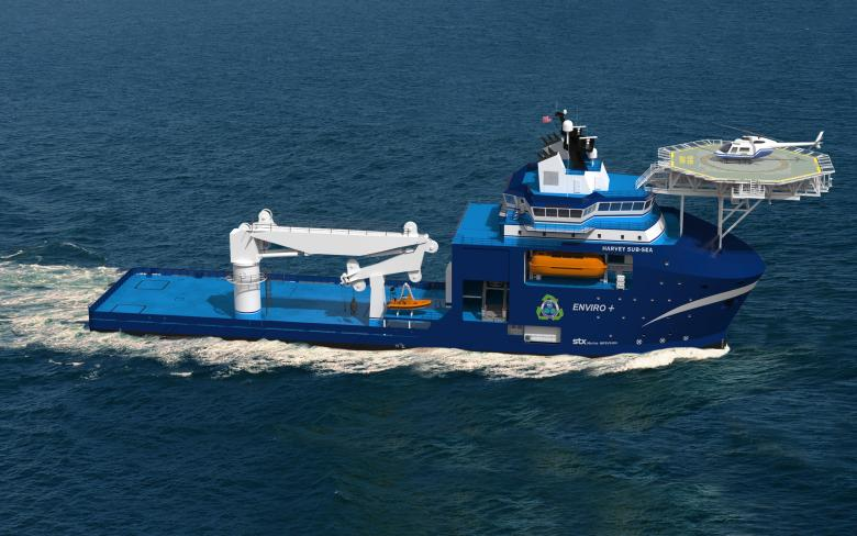 The US shipyard Eastern Shipbuilding Group launches its first vessel designed with FORAN