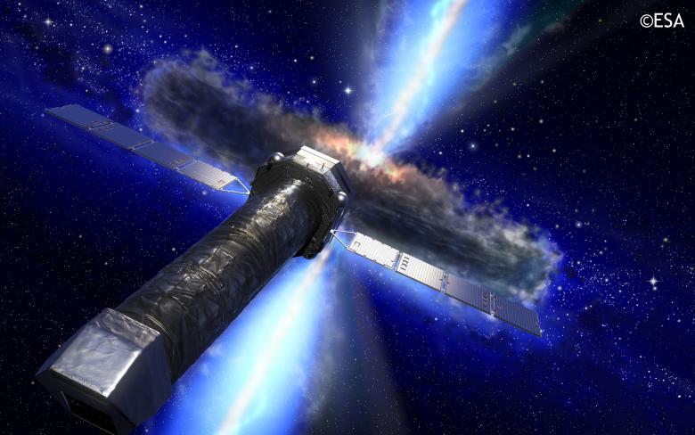 Sonda ATHENA zbada powstawanie galaktyk i czarnych dziur
