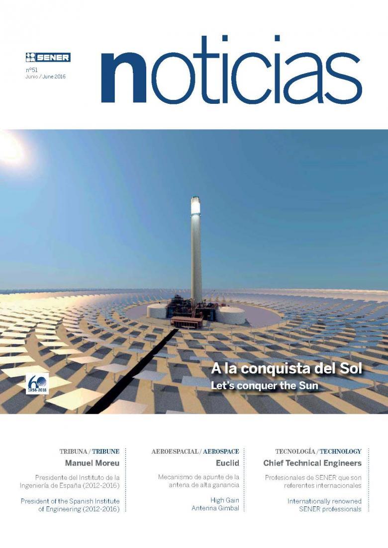 Revista SENER Noticias nº 51