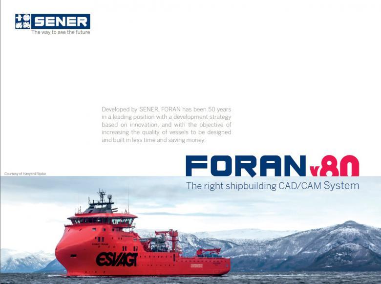 Carpeta de  FORAN V80