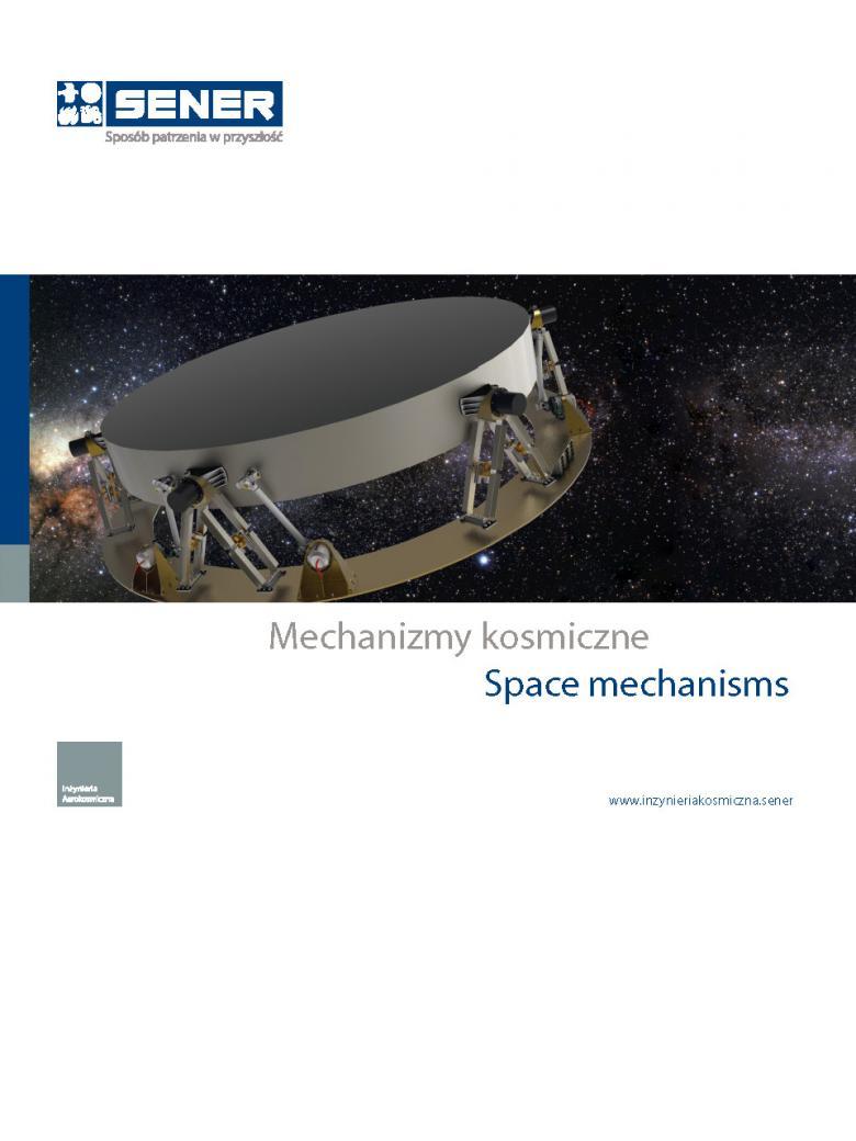 Catálogo de Mecanismos para Espacio - Polaco