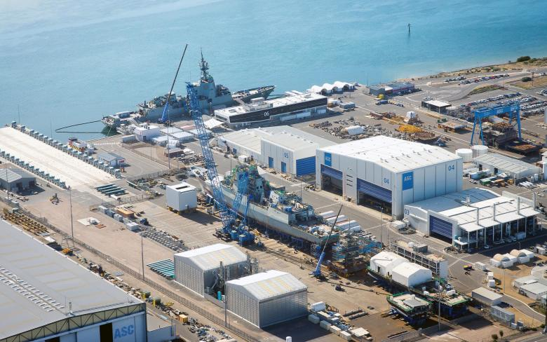 ASC AWD Shipbuilder Pty.Ltd.- AUSTRALIA