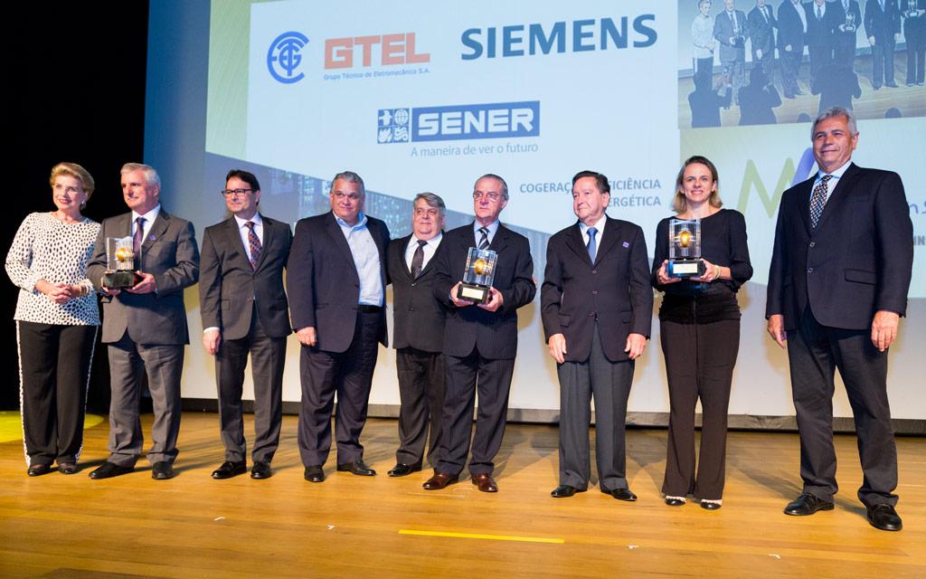 SENER ha sido galardonada con el XI Premio Masterinstal