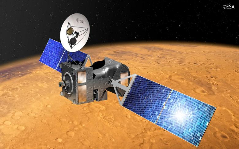 SENER vuelve a Marte con la misión ExoMars